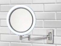 LED COSMETIC MIRROR ILLUMINATED